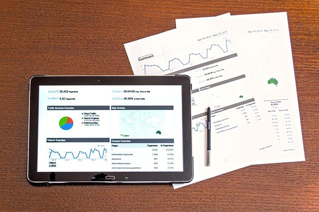 tablet, grafy, propiska