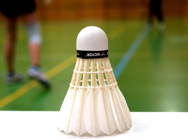 košíček na badminton